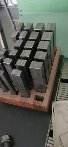 FPT LEM 2,5 EX CNC Bettfräsmaschine Fräse Metallfräse Fräsmaschine – Bild 17