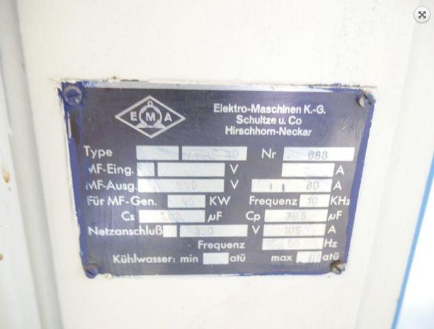 EMA Hochfrequenzschweißgerät MFAS mit Thermotec Wasserkühlung HF Schweißgerät  – Bild 10