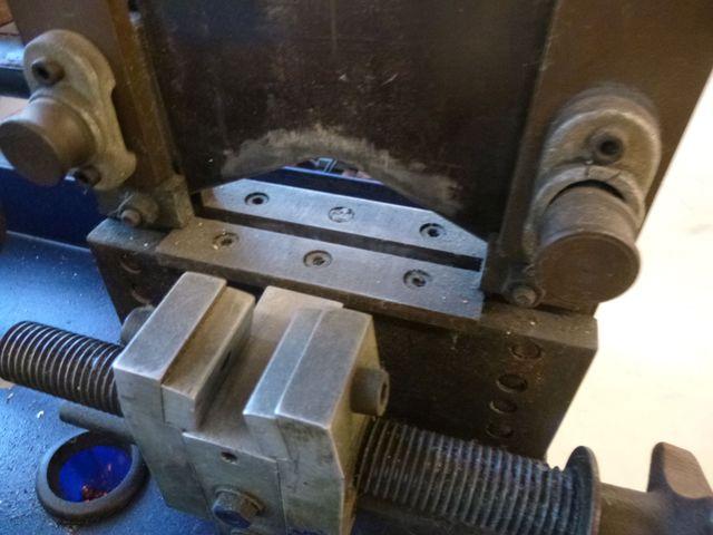Novopress HSBL 2420 Hydraulikzylinder Stromschienen Biege und Lochmaschine – Bild 5
