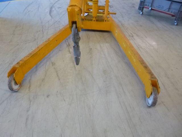 Vink Lisse 2000/1600 Hydraulik Lifter Werkstattkran Kran Hebekran 2000 kg – Bild 3