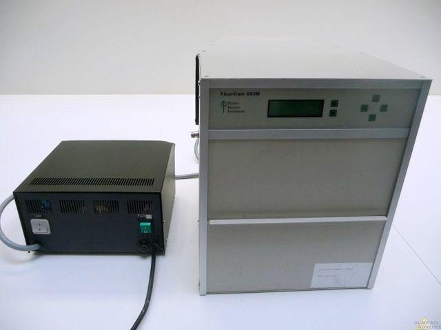 PSI FluorCam 690M Multispektrales Fluoreszenz Kamera System Bildgebungsflurometer
