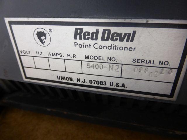 Red Devil Erichsen 392 Farbrüttler Rüttelmaschine Farbschüttler – Bild 6