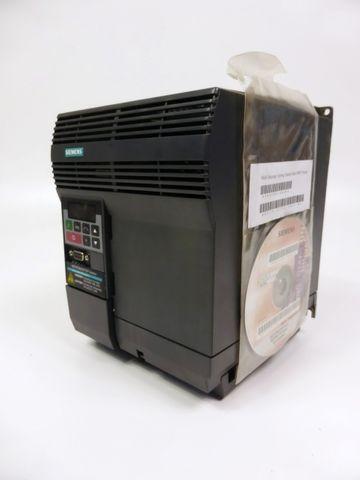 Siemens 6SE3221-5DC50 6SE3-221-5DC50 MICROMASTER VECTOR MMV750/3F 7,5 kW – Bild 1