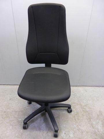 Bürostuhl Drehstuhl Bürodrehstuhl Ergonomisch Lendenwirbelstütze  – Bild 1