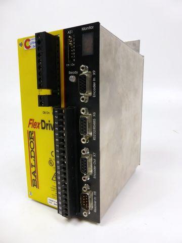 Baldor Flexdrive FD2A05TB-RN23 Inverter Servo Drive FD2A05TB RN23 – Bild 1