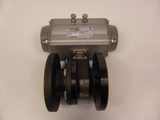 Air Torque AT301U DA schwenkantrieb Stellantrieb Pneumatisch doppeltwirkend – Bild 1