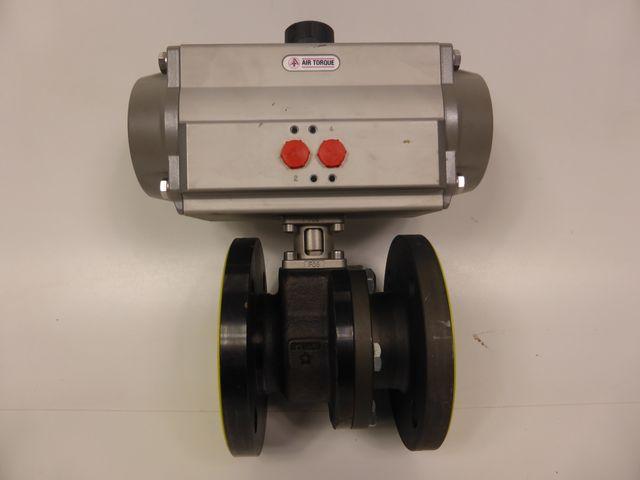 Air Torque DR00220U AZ schwenkantrieb Stellantrieb Pneumatisch doppeltwirkend  – Bild 1
