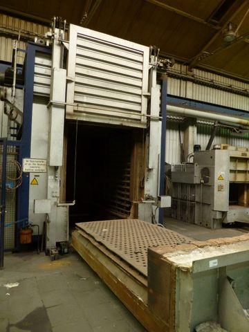 Schmitz und Apelt EKCH 165/225/300 Industrieofen Kammerofen 800°C Ofen – Bild 1