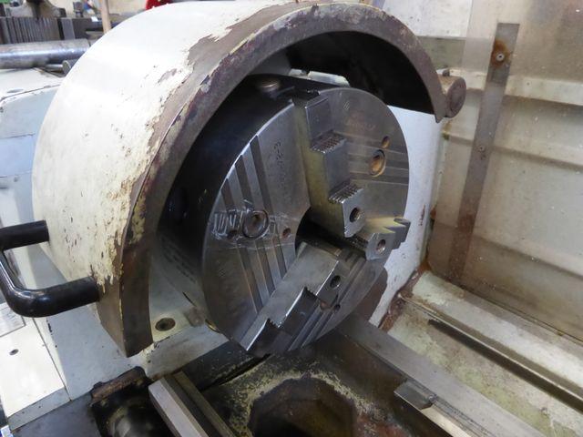 Optimum Opti Turn D460x1500 DPA Leit- und Zugspindeldrehmaschine Drehmaschine – Bild 7