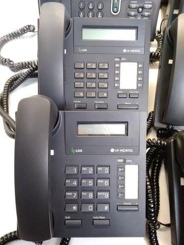12x Büro Telefone Panasonic LG Cisco 6x Headsets Plantronics Microsoft POSTEN – Bild 4