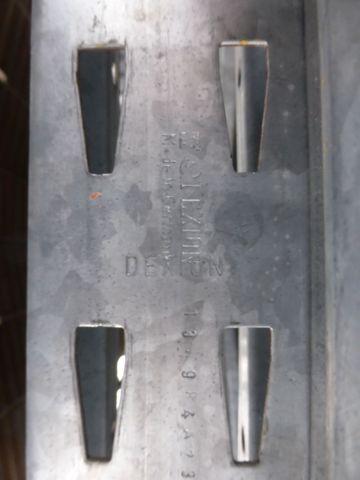 18,4 Meter Dexion Speedlock Super Palettenregal 435x70cm Schwerlastregal – Bild 3