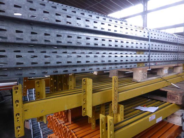 18,4 Meter Dexion Speedlock Super Palettenregal 435x70cm Schwerlastregal – Bild 4
