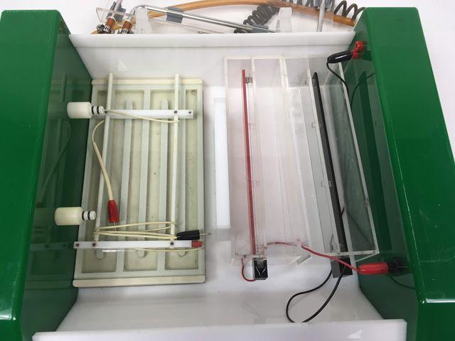 Bio-Rad Modell 1405  Elektrophoresesysteme Zelle Elektrophorese  – Bild 5