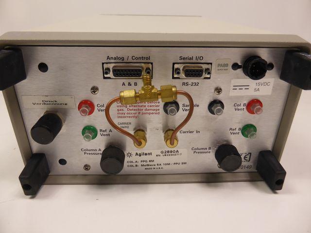 Agilent M200 Micro Gas Chromatograph  – Bild 5