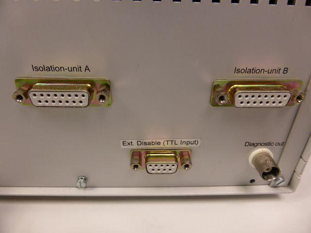 Halcyonics MOD-2 M Vibration Isolation Control Unit Schwingungsisolierung – Bild 8