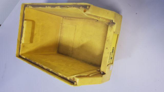 99 Stück SSI Schäfer Sichtlagerkasten Regalkasten Lagerkasten Stapelbox  LF 322 – Bild 6