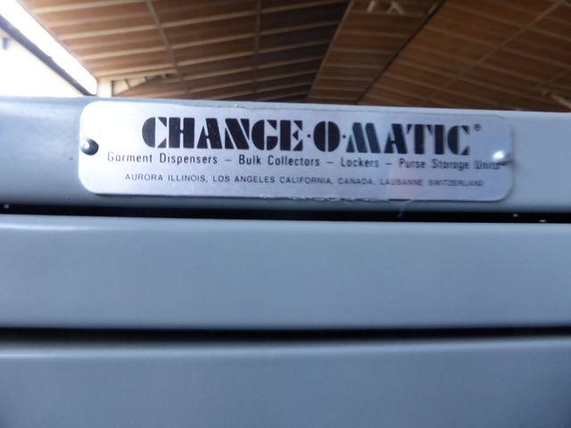 10er Fächerschrank Change-O-Matic Verteilerschrank Sammelschrank Wäscheschrank  – Bild 4