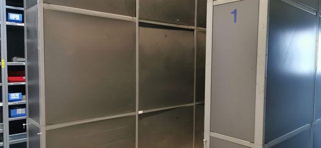 24 Meter SSI Schäfer Fachbodenregal Steckregal Regal 4m x 0,50m HxT (2) – Bild 3