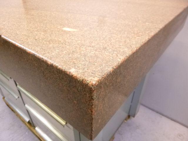 Meßplatte Granitplatte Kontrollplatte Anreißplatte 160x100x17cm – Bild 5