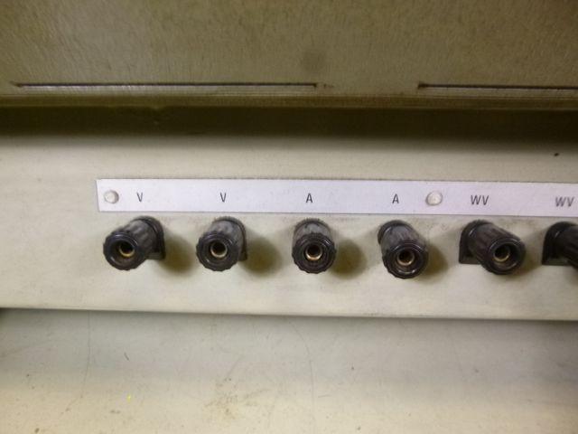 Holec 3286 Drehstromgenerator Generator Teststation Spannungswandler  – Bild 8