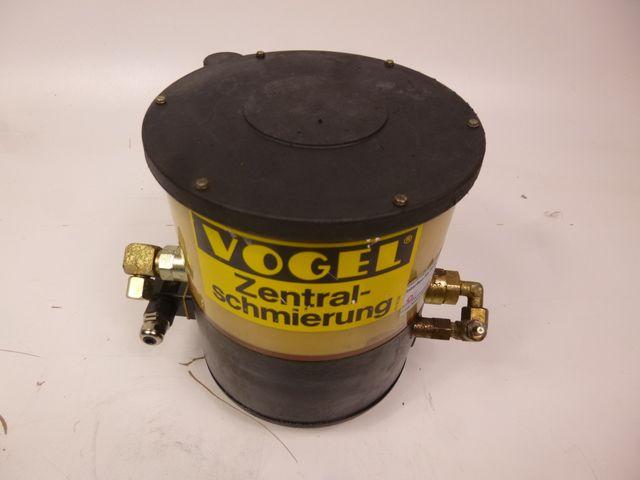 Vogel Zentralschmierung KFG 10-2 Kolbenpumpe Zentralschmierpumpe 230V  – Bild 2