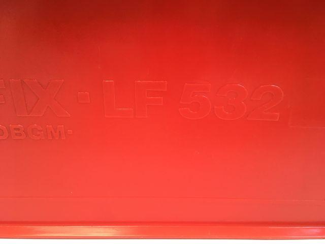 5x Stück SSI Schäfer LF 532 Regalkasten Kiste Kasten Box Regalkiste 500x312x200mm – Bild 5