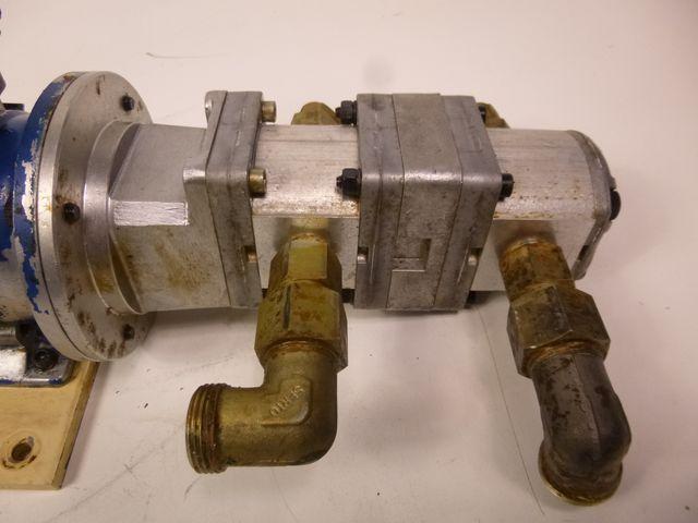 Sauer Sundstrand Hydraulikpumpe TFP100/1.7 D SC01 F/5H – Bild 3