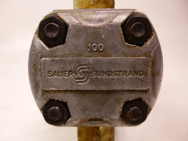 Sauer Sundstrand Hydraulikpumpe TFP100/1.7 D SC01 F/5H – Bild 6