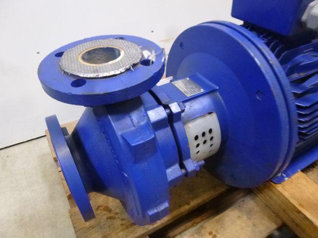 KSB Pumpe Etabloc-GN 50-160/1102 GN11 11kW 2900 U/min – Bild 4