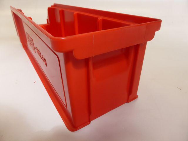 5xStück SSI Schäfer LF 511 Regalkasten Kiste Kasten Box Regalkiste 500x156x143mm – Bild 8