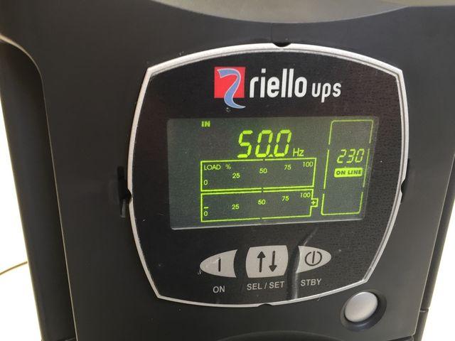 Riello UPS SDL 5000/6000 VA USV Notstromversorgung Sentinel Dual – Bild 6