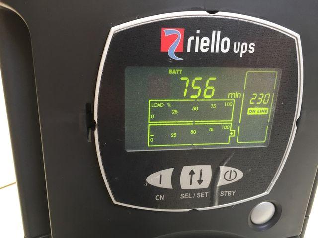 Riello UPS SDL 5000/6000 VA USV Notstromversorgung Sentinel Dual – Bild 8