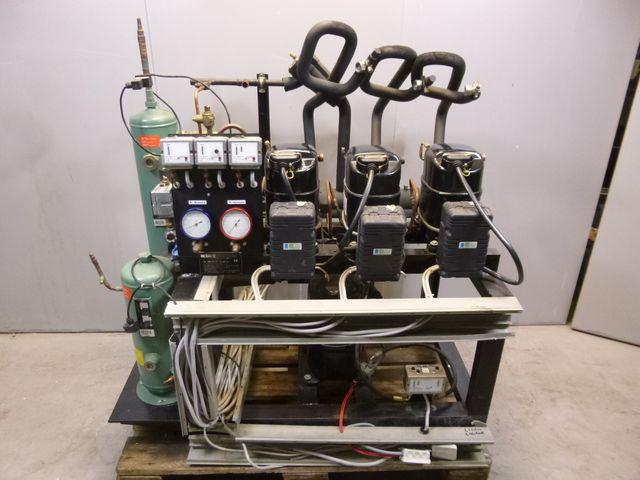 Schick ENK 404-5.7 TK 404-1.3 Kühlaggregat Kühlgerät – Bild 1