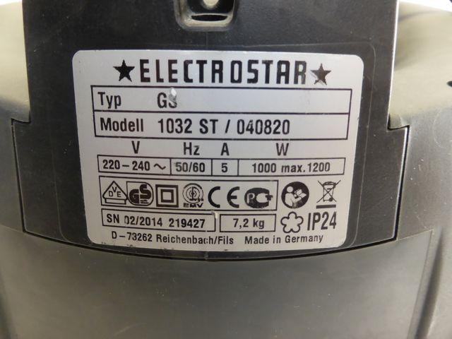 Electrostar GS 1032 ST / 040820 Staubsauger Motor Ersatzmotor – Bild 4
