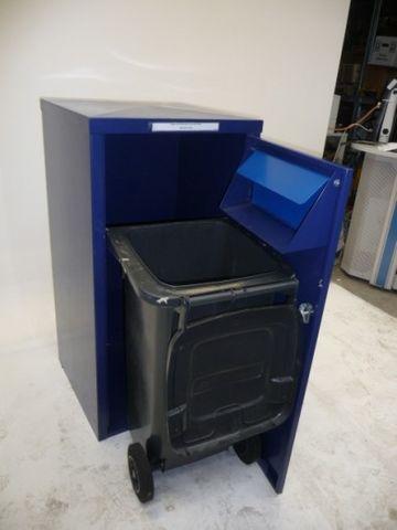 Mülltonnenverkleidungen Mülltonne Müllbox Mülleimer – Bild 5