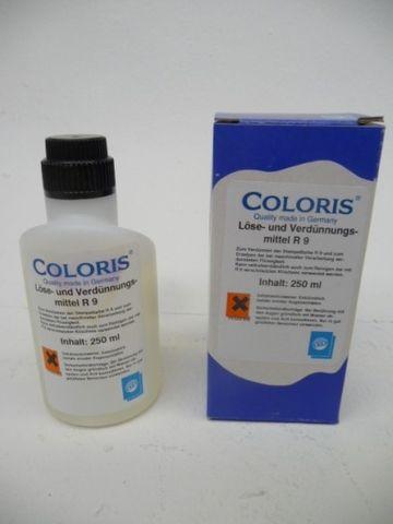 Coloris Löse und Verdünnungsmittel R9 250ml – Bild 1
