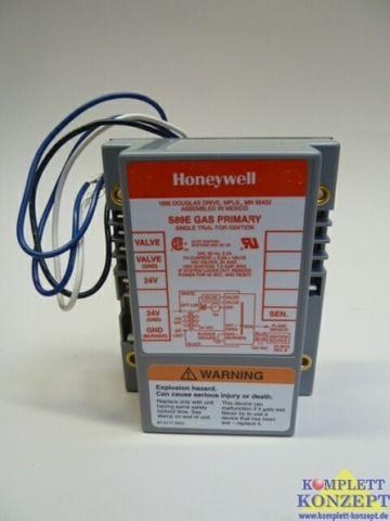 Honeywell S89E elektronische Steuerung Fremdzündungssysteme