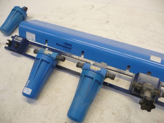 Seradest P228 Entsalzungsanlage Mischbettvollentsalzer Patrone – Bild 3