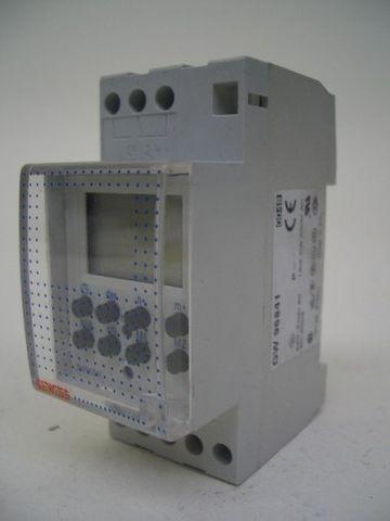 GEWISS Zeitschaltuhr Schaltuhr Hutschiene GW 96841 – Bild 1