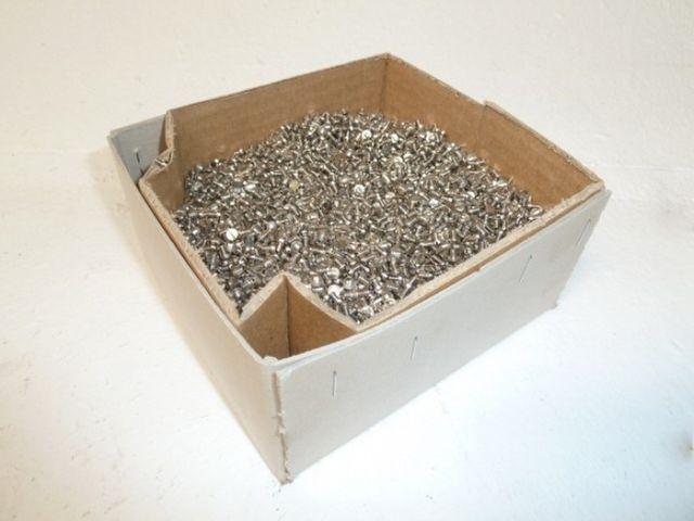 13.000 Stück Zylinderkopfschraube VA Schrauben M2,3x3