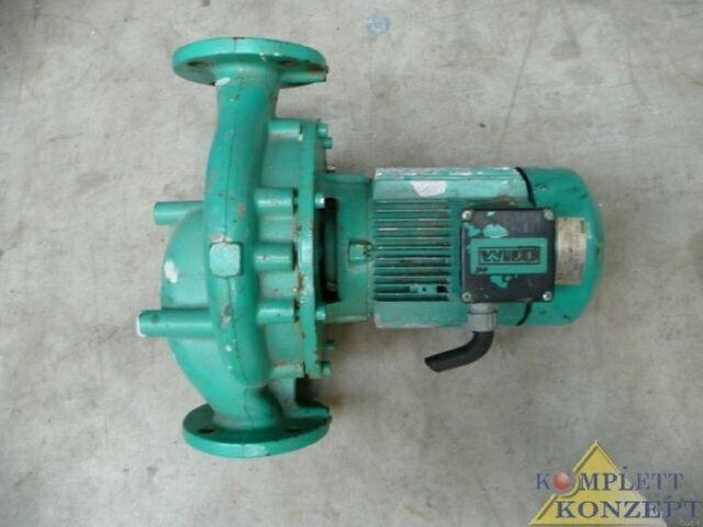 Wilo IPN 65/224 Trockenläuferpumpe Kreiselpumpe Heizungspumpe Pumpe