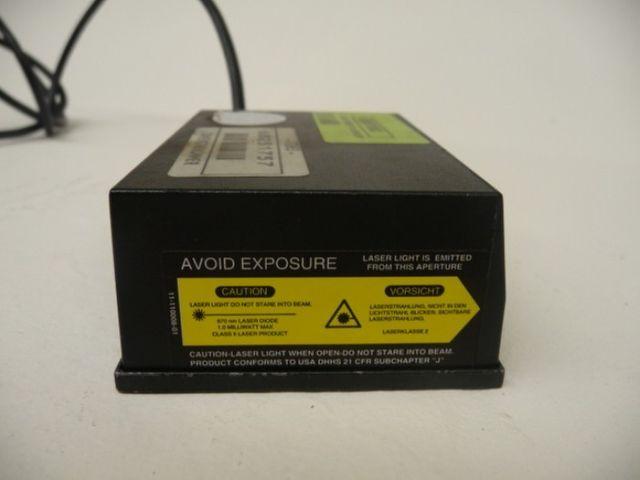 Microscan MS-710 Barcodescanner Scanner Laserscanner Herstellerpreis 1400,-€ – Bild 7