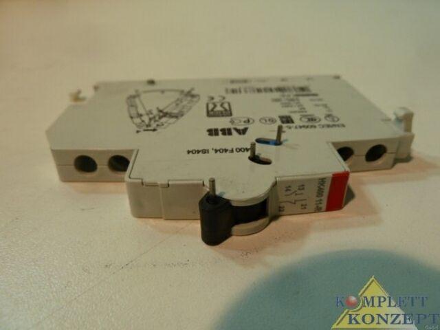 3x Stück ABB HK 400 11-R Hilfsschalter HK40011-R