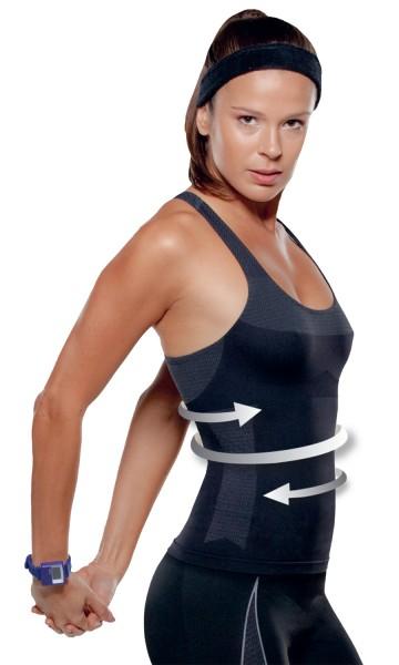 SCALA Sports Line Fitness Top figurbetonend A09406