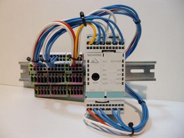 NEU Siemens 3RK1400-1CG00-0AA2 AS-i Modul Interfacemodul vormontiert