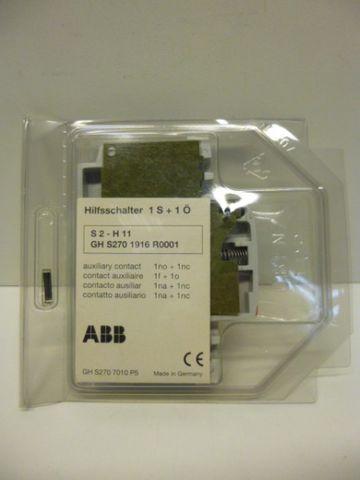 ABB GH S270 1916 R0001 Hilfsschalter Schalter 12 Stück – Bild 1
