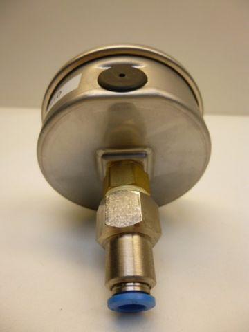 EN 837-1 Manometer Druckmesser Barometer – Bild 4