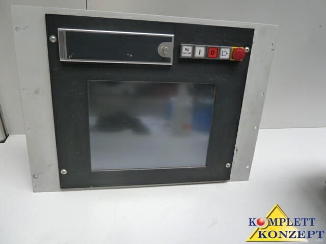 Leukhardt IPC Bedienterminal Terminal Panel – Bild 1