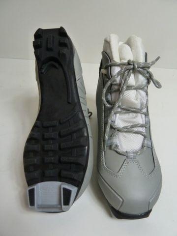 NEU Rossignol Damen Langlaufschuhe X-1 FW Größe EUR 41 Farbe Weiß/Grau – Bild 4
