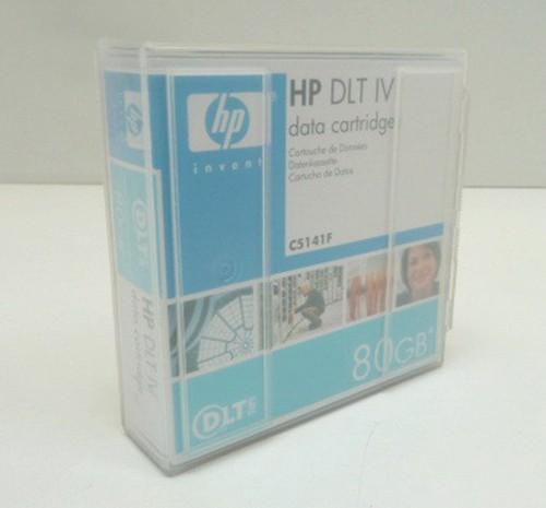 7x HP DLT IV Datenkassette 80 GB Data Cartidge